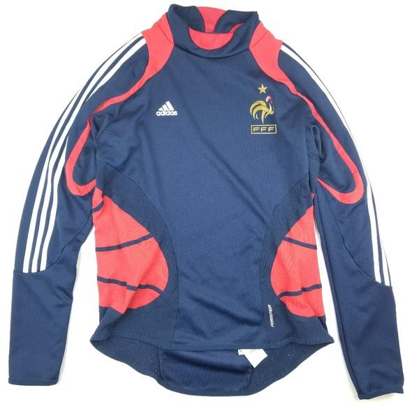 Adidas Federation Francaise De Football Jersey